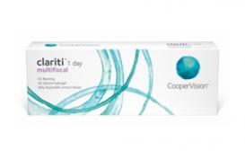 clariti®  1 day multifocal