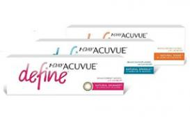 1-DAY ACUVUE® DEFINE®